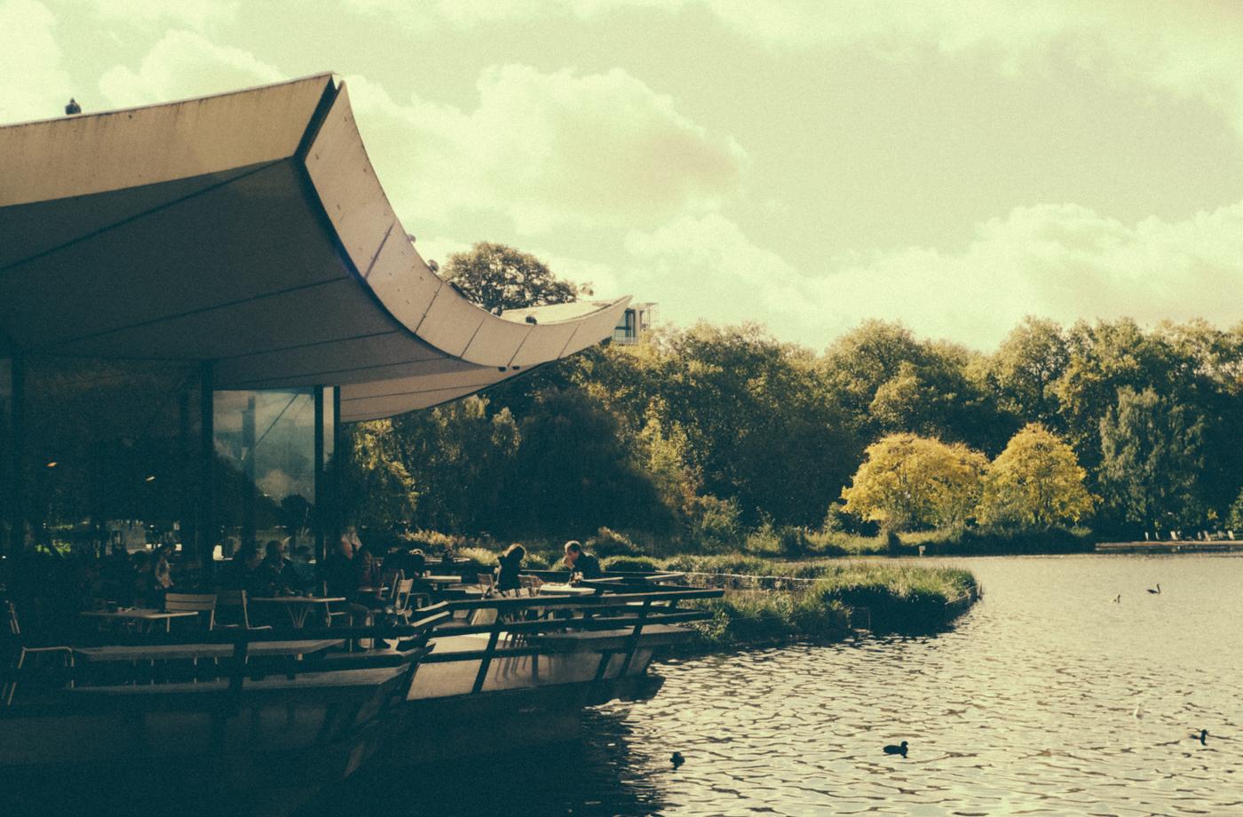 Hyde Park Pavillion