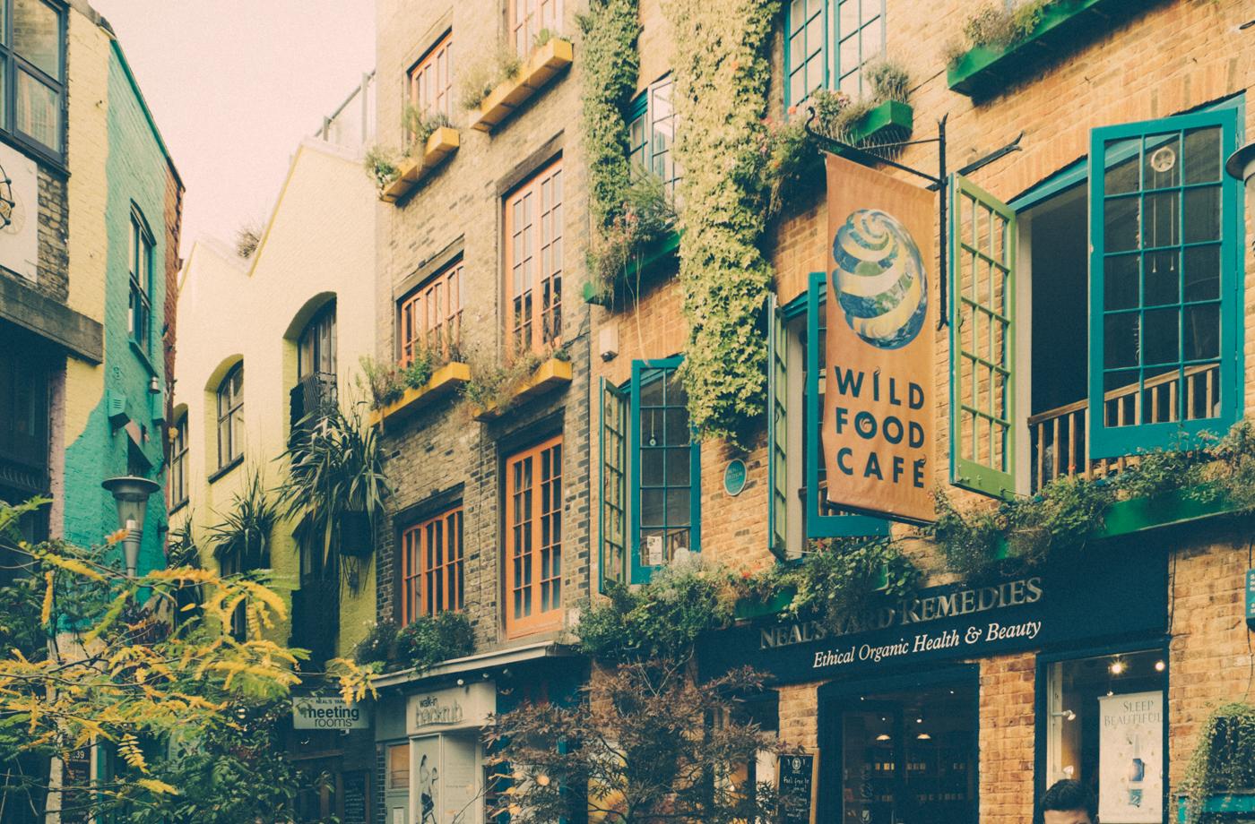 Wild Food Café