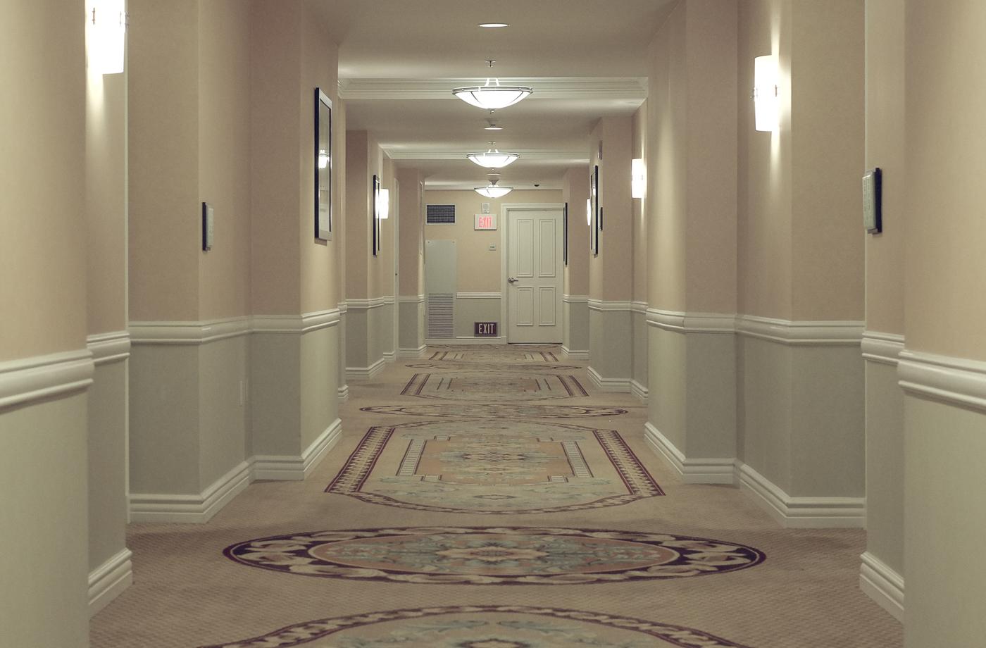 Creamy Hallway