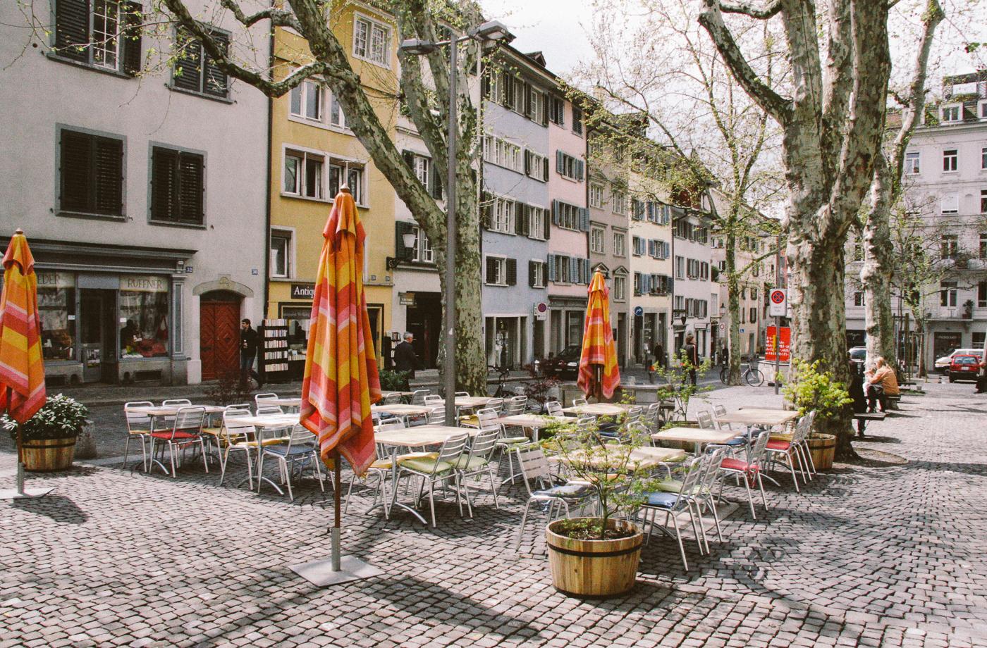 Zähringerplatz Zürich