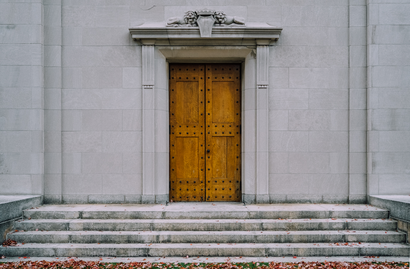 Door to Harvard