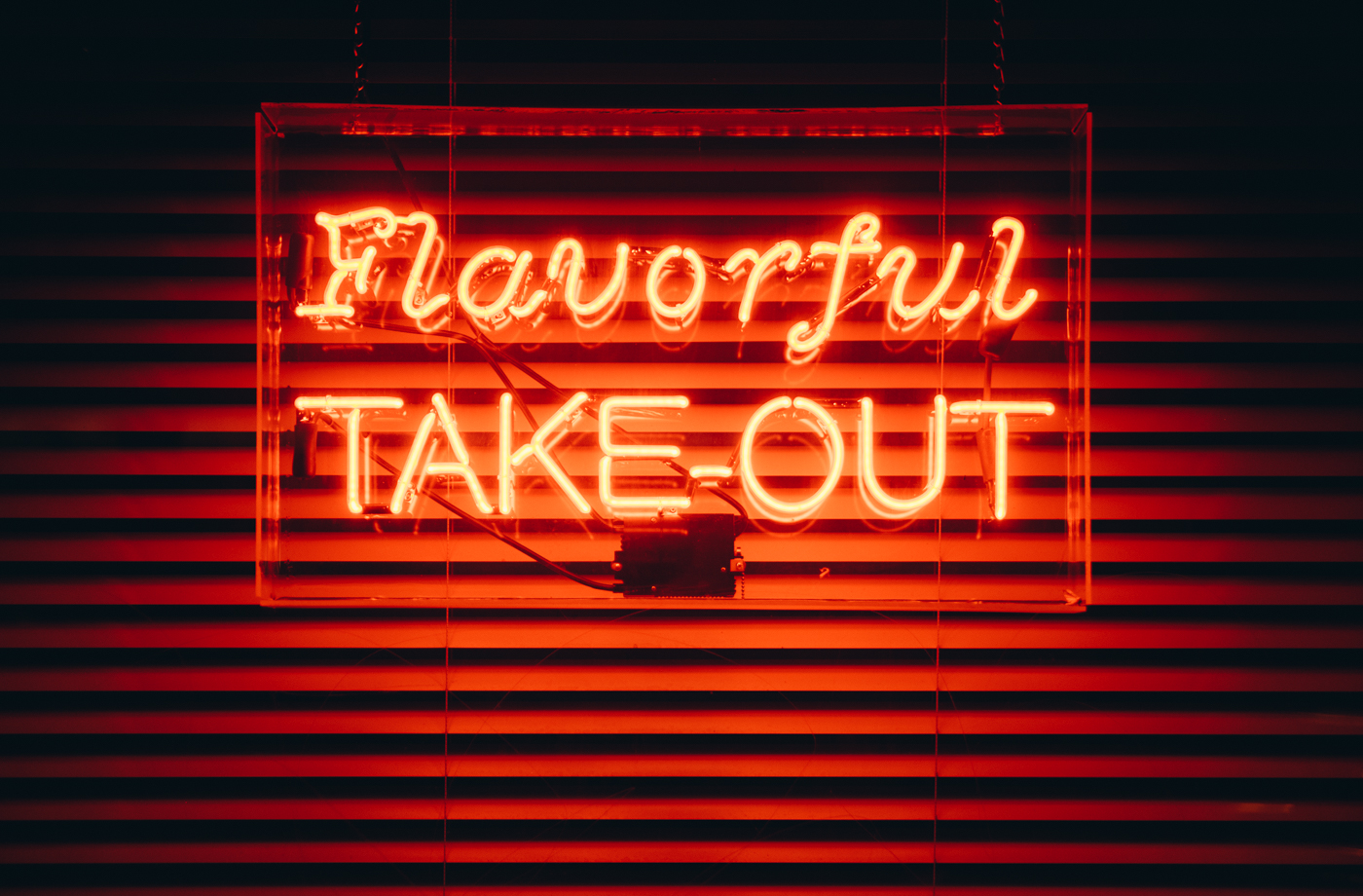 Flavorful Take-Out
