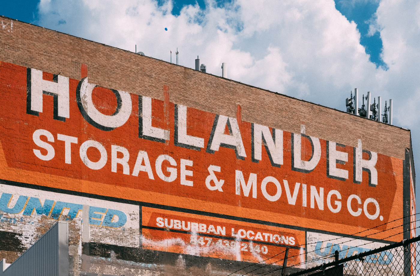 Hollander Storage & Moving Co.