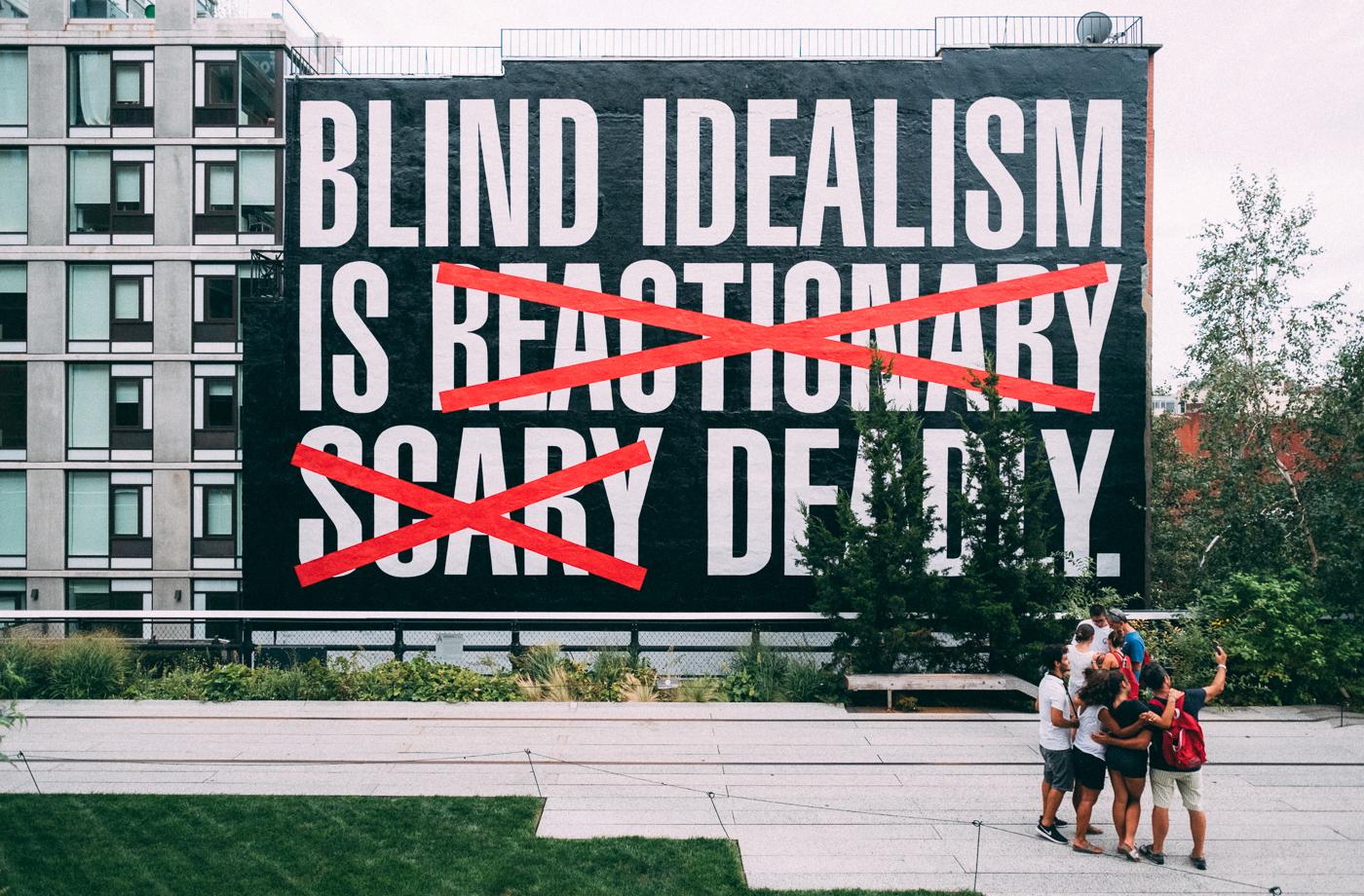 Blind Idealism