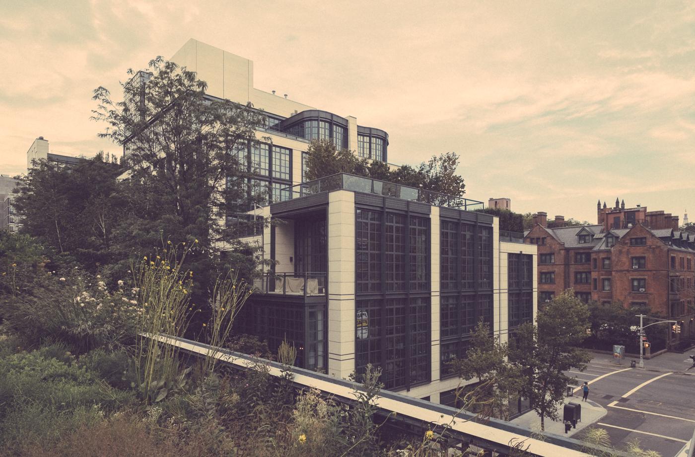 High Line Mansion