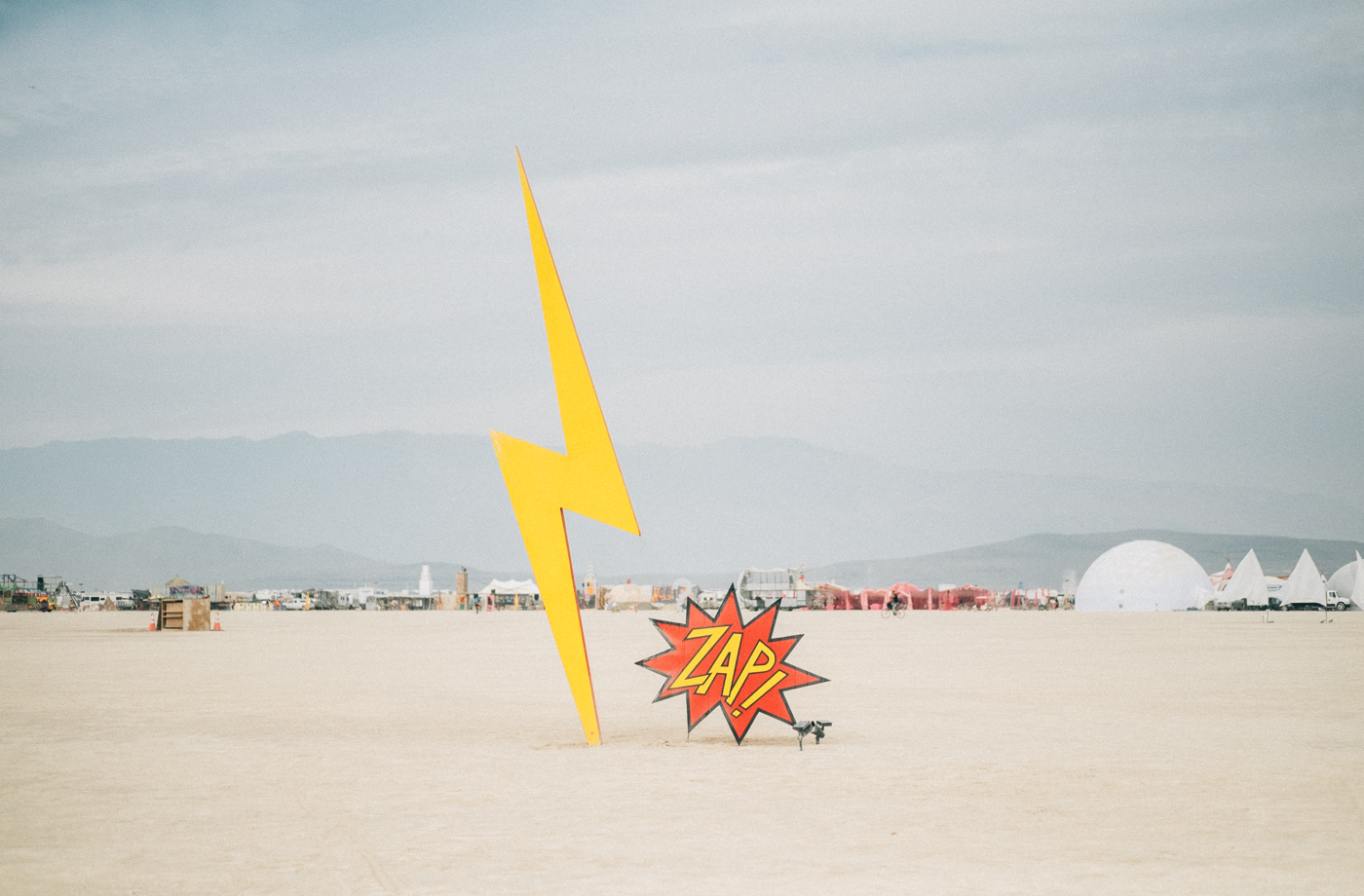 Burning Man ZAP