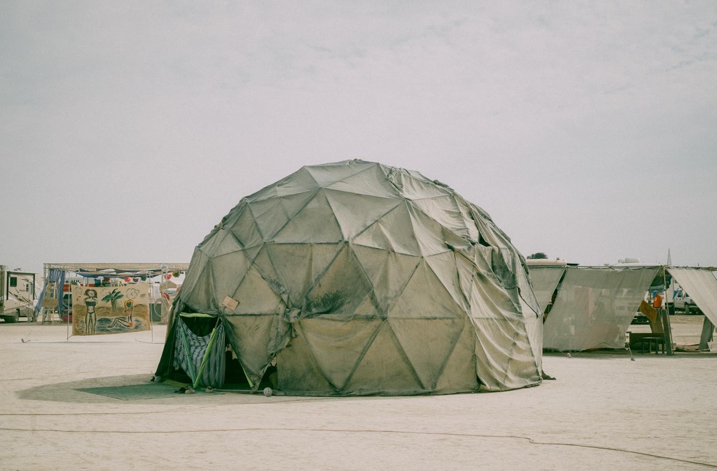 Cameltopia Dome