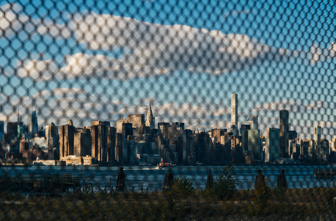 Chain Mesh Fence