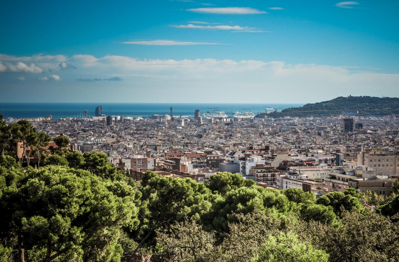 Postcard from Barcelona