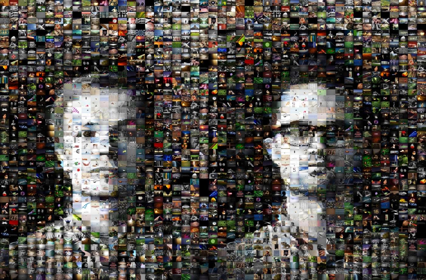 6 Year Mosaic