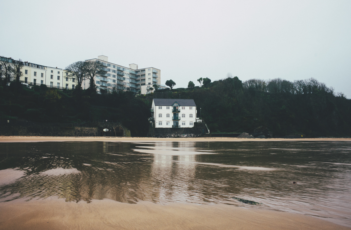 House at the beach