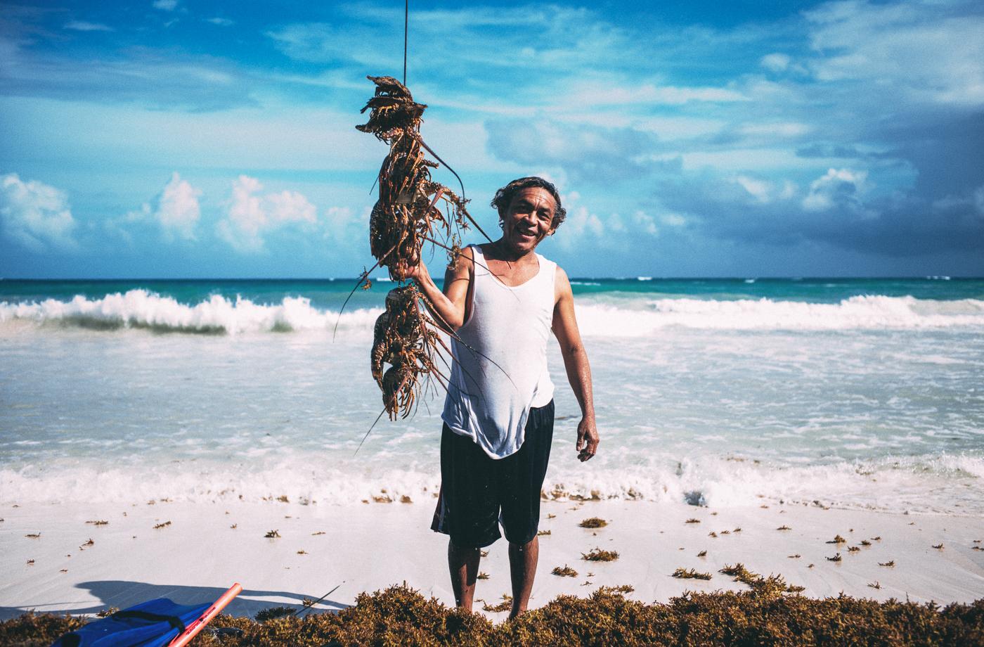 Señor Pescador