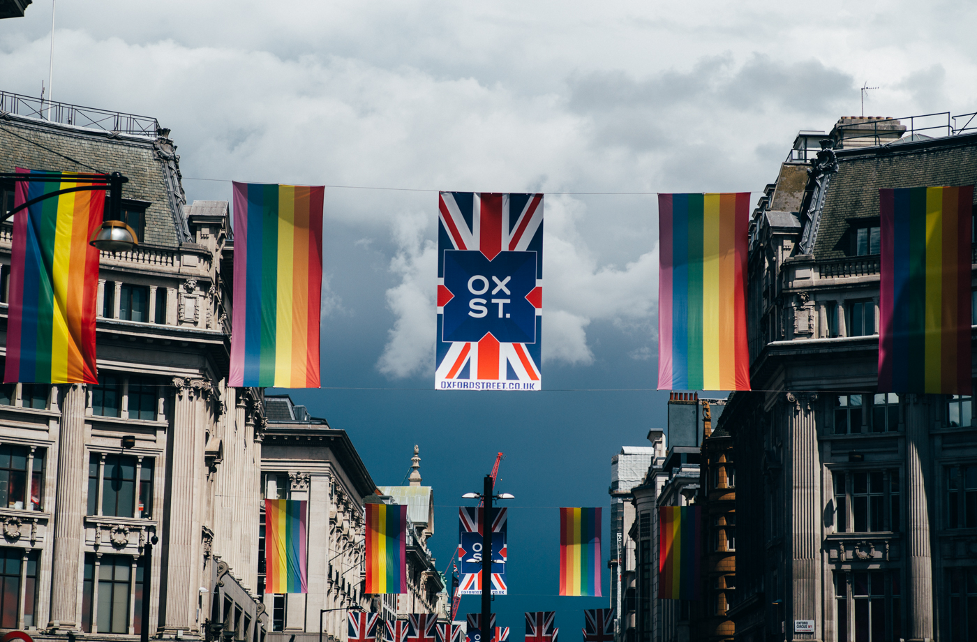 Gay Pride meets Brexit