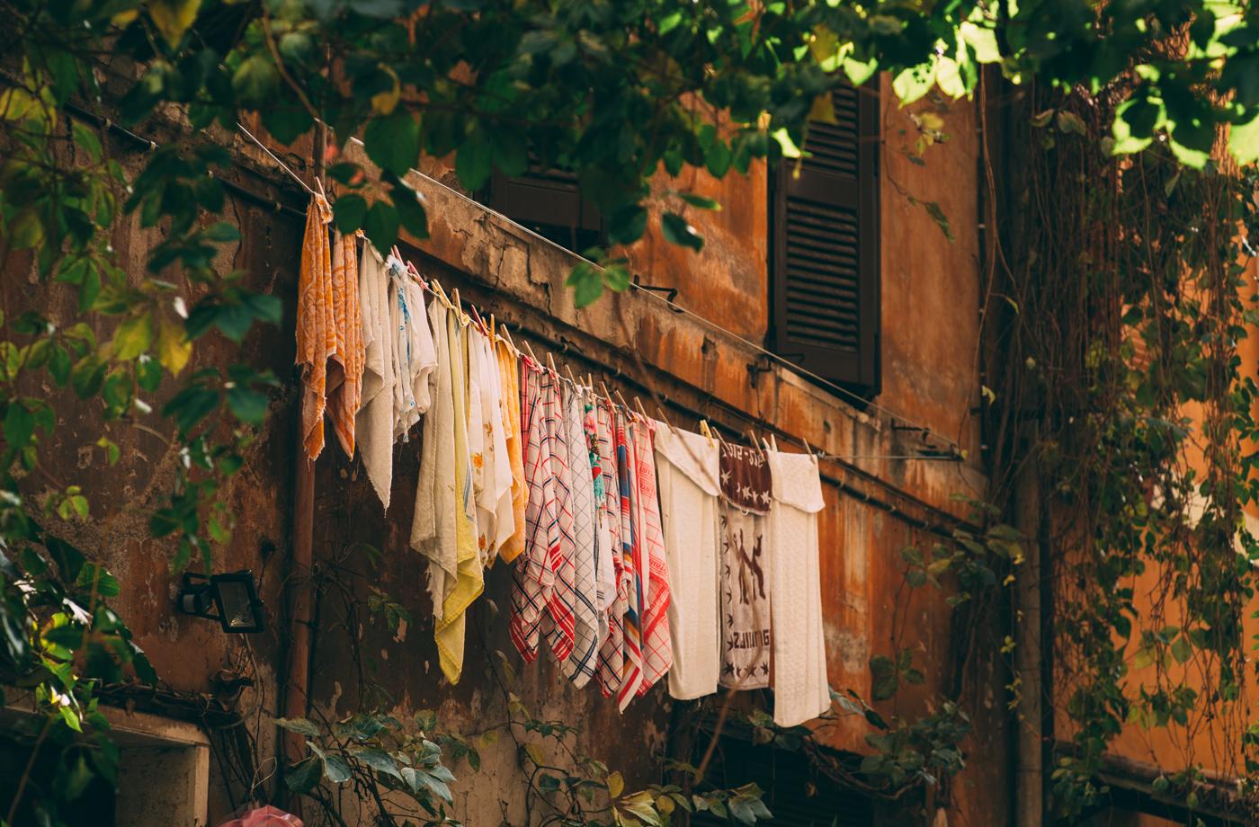 Italian towels