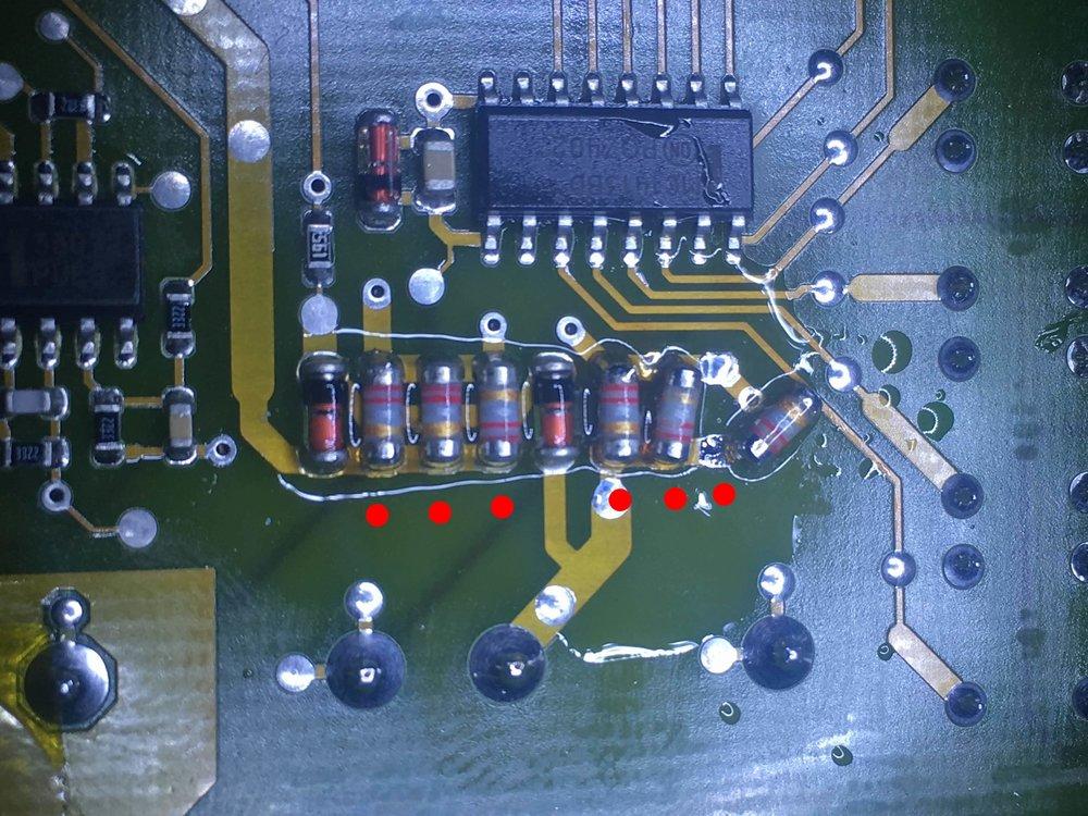 Resistor Replacement