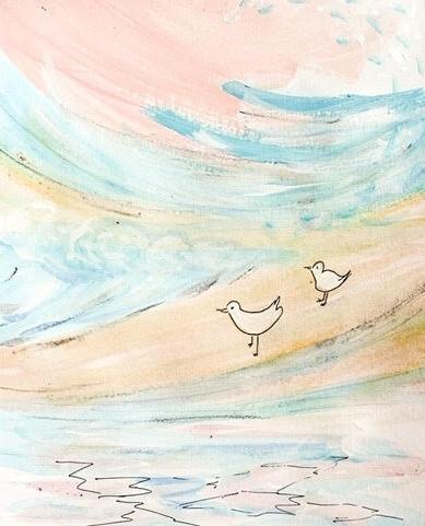 beach-sketch