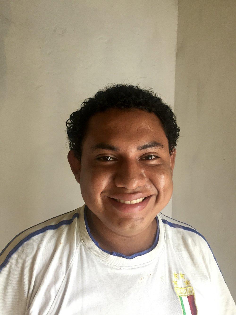 Juan Jose Garcia  Junior Artisan