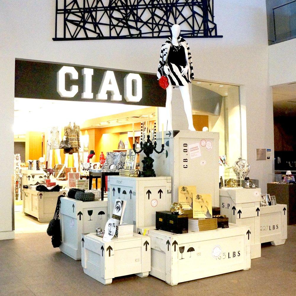 Mia Retail Experience Store Design | Storytelling