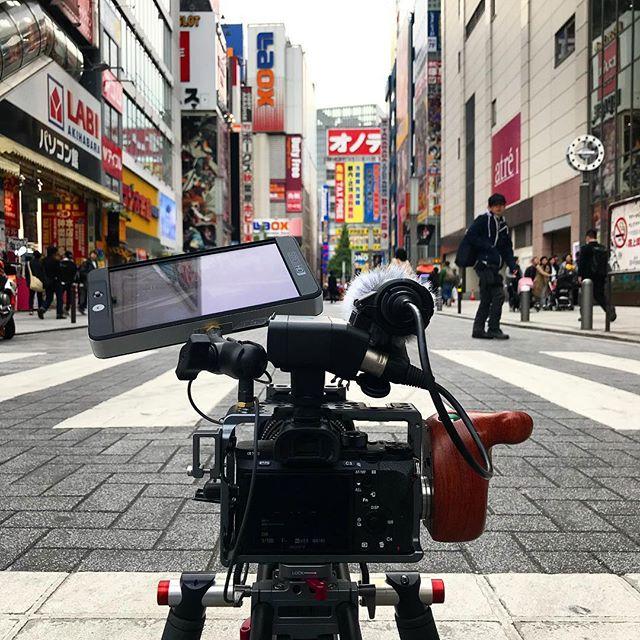 Whats up Akihabara!??💥✌🏽 . #akihabara #japan #documentary #otaku #animation #manga #ichikabachikafilm #tokyo #film