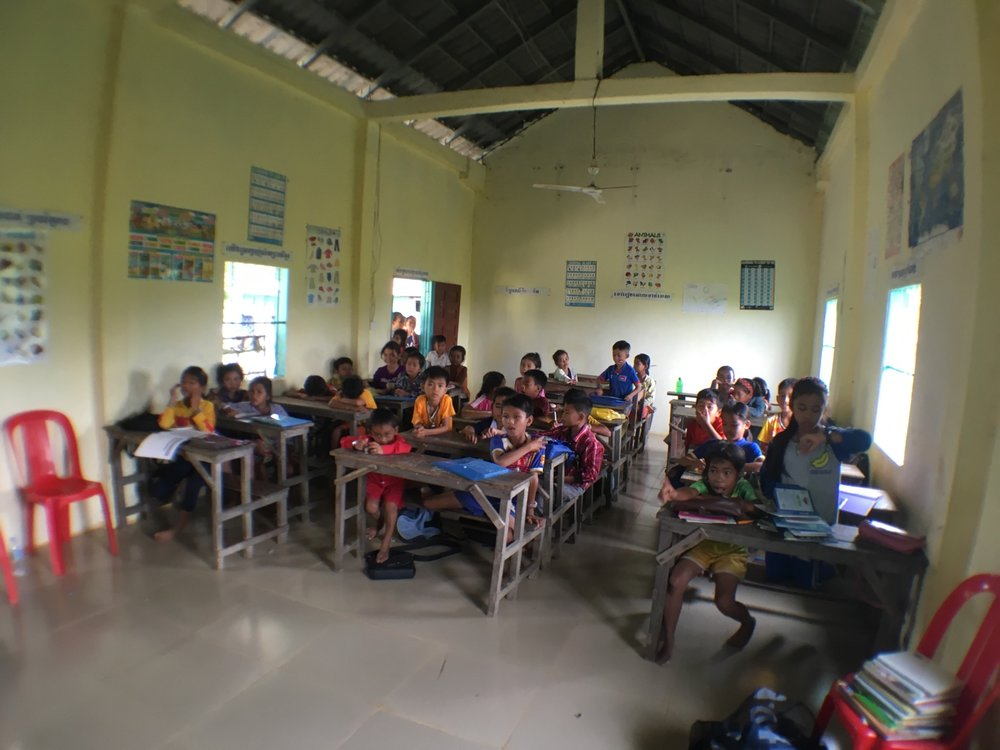 Po Village - Classroom
