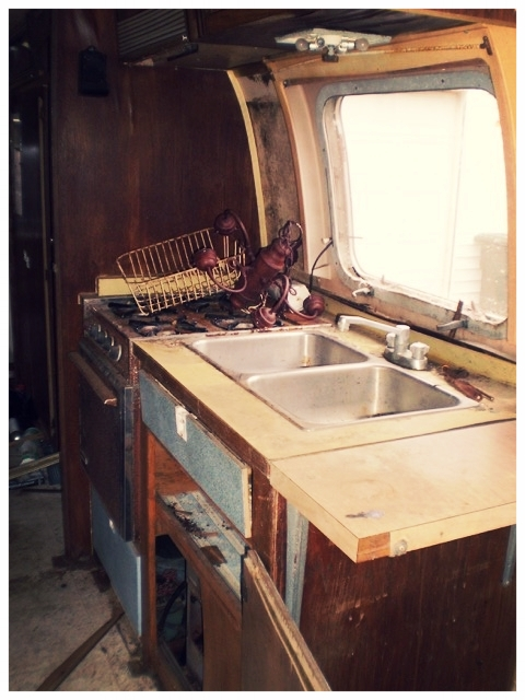 This Kitchen Would Not Pass Inspection