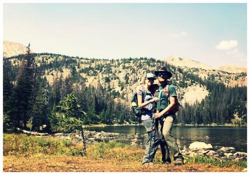 hiking.Colorado