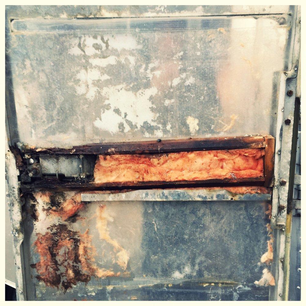 Airstream Door