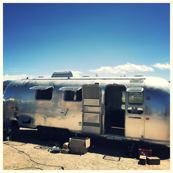 LunarOverlanderAirstream.SpringCleaning