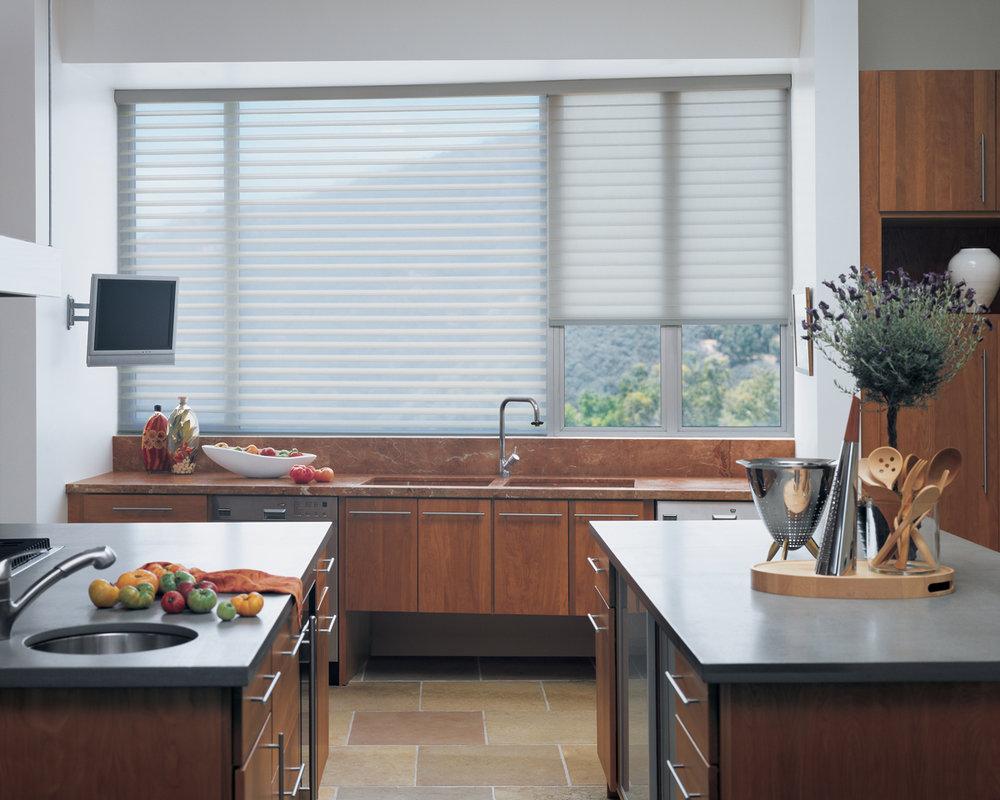 Window Sheers | Sheer Blinds | Silhouette® | Hunter Douglas