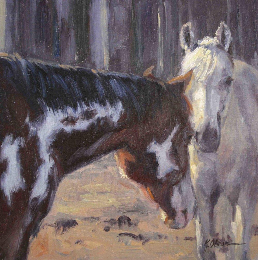 Aloha Ranch, Horse Talk