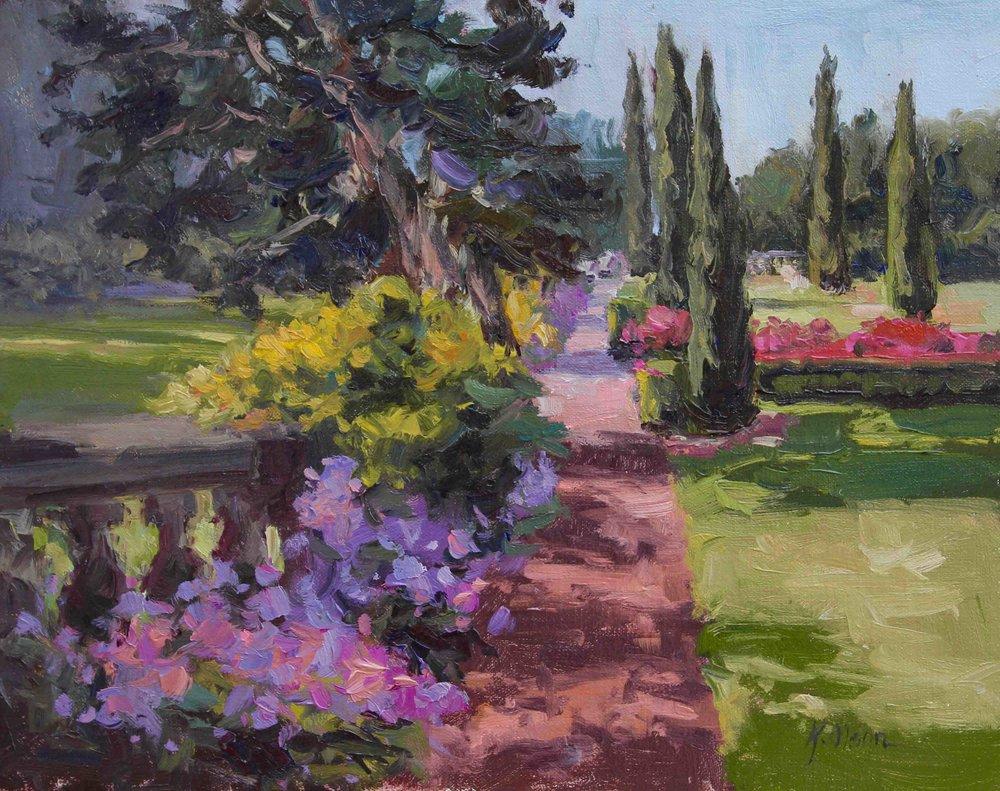 The Italianate Garden