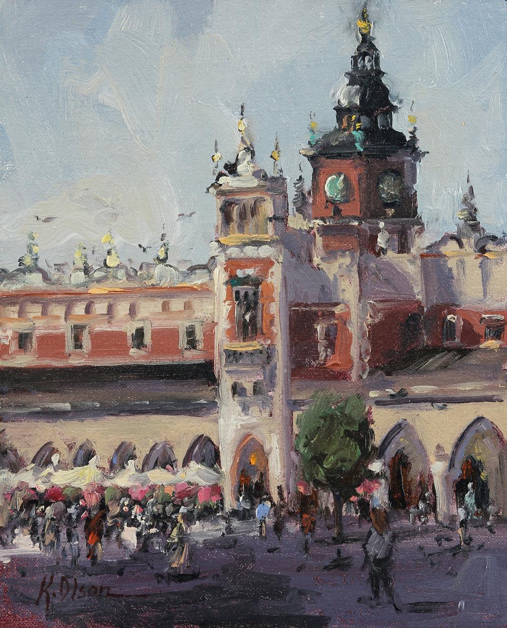 The Town Square, Krakow