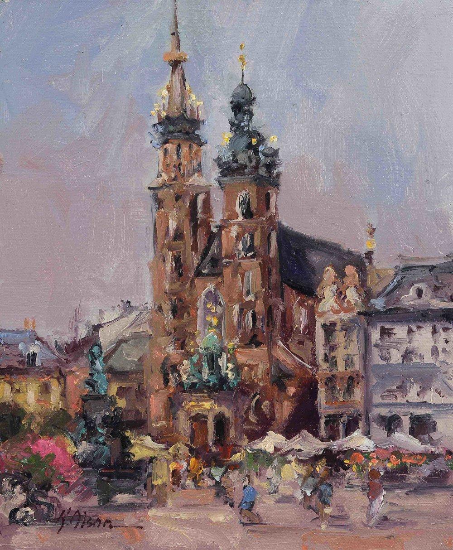 Saint Mary's Basilica, Krakow, Poland