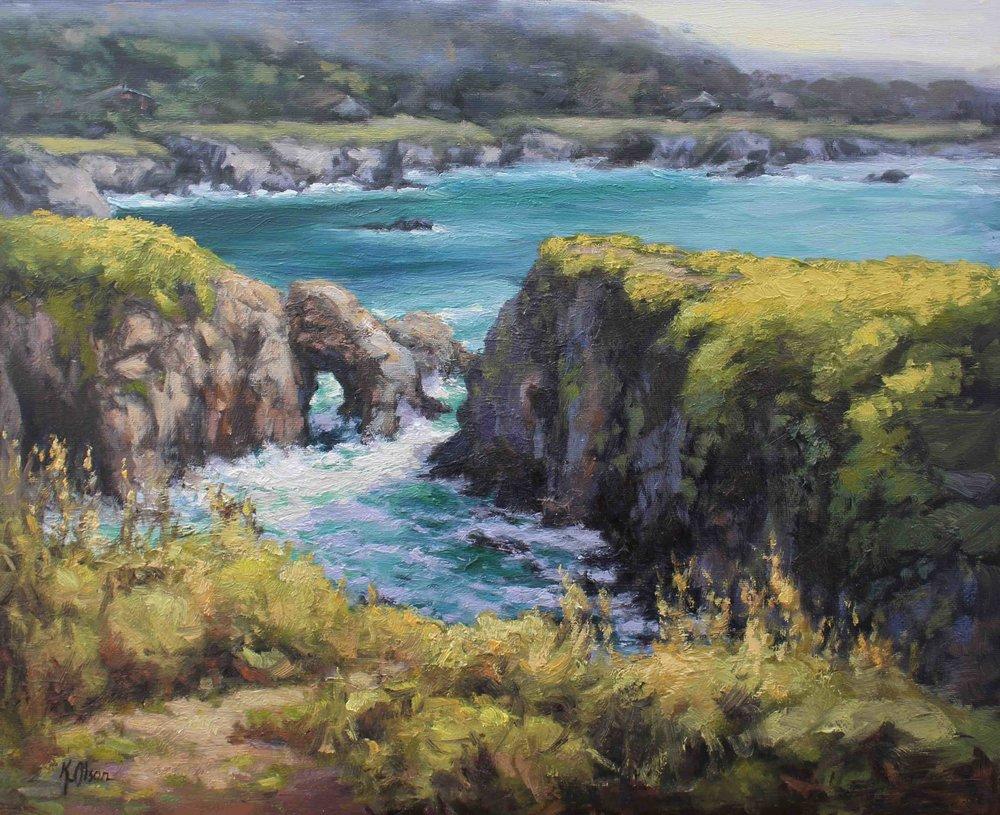 Arches, Point Lobos