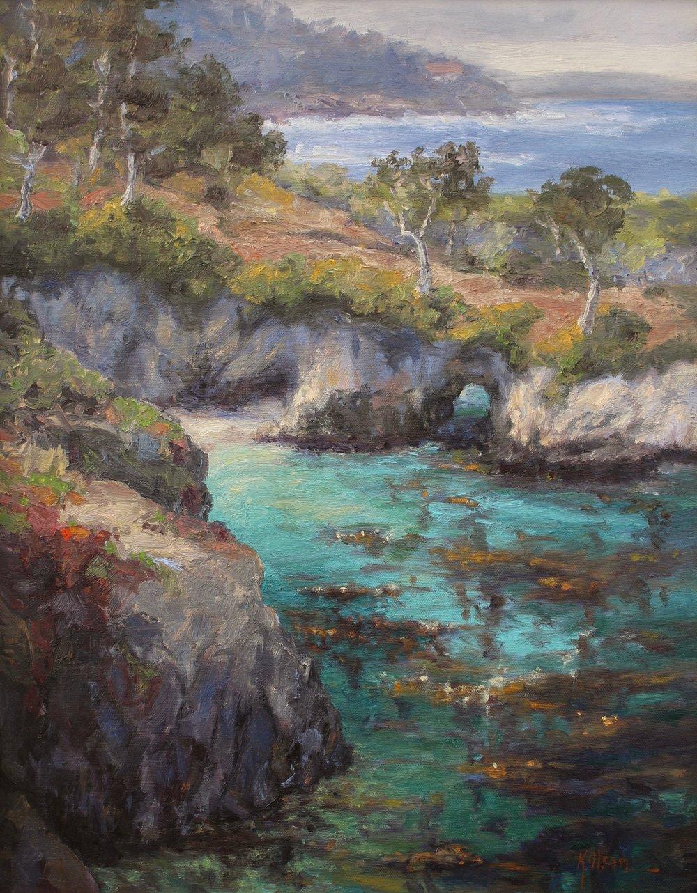 China Cove Point Lobos, California