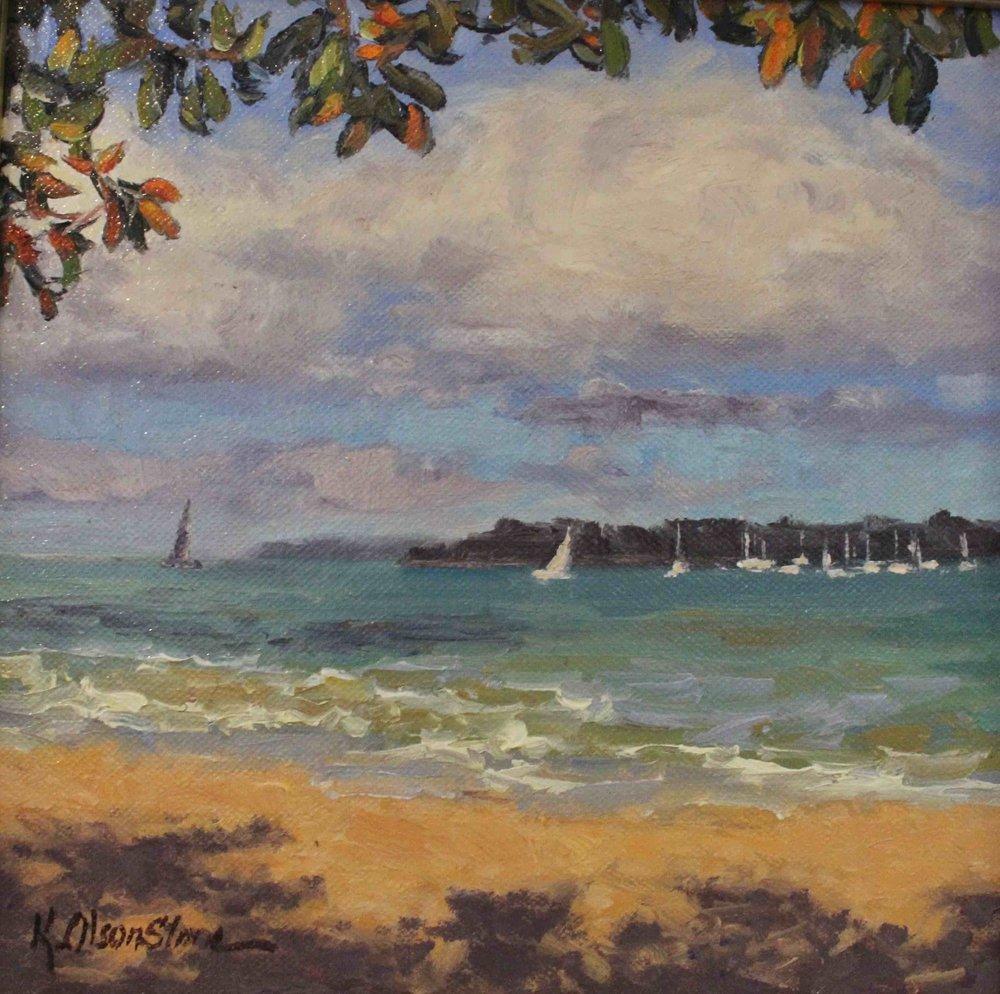 Seaside Sunshine