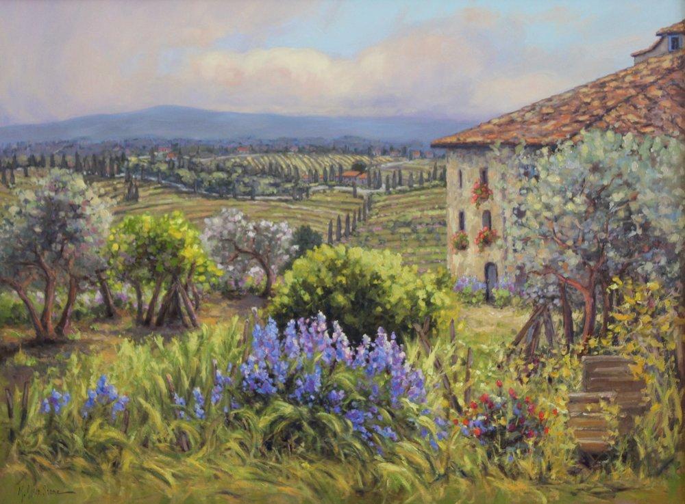 A Farm In Tuscany