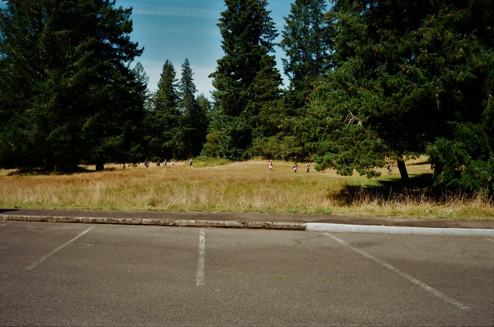 Williamette Mission State Park, Oregon
