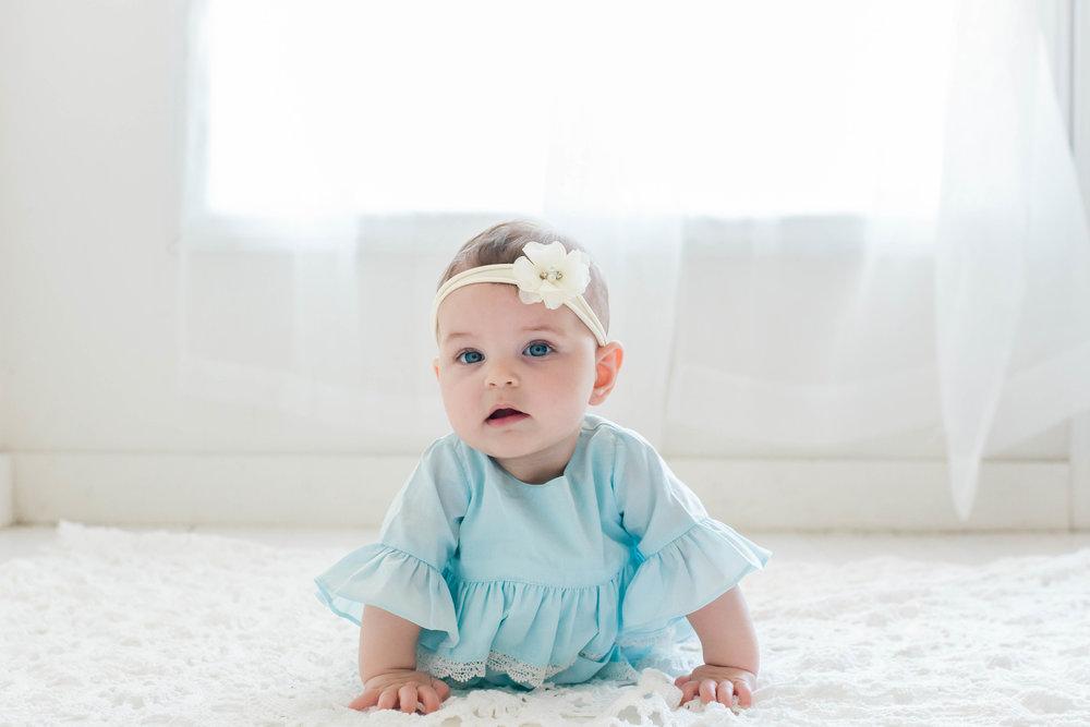 babies and milestones