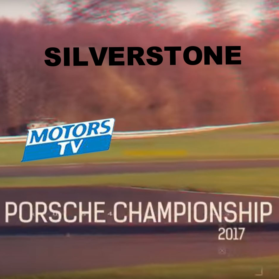 April 25, 2017 -   Silverstone races on Motors TV.