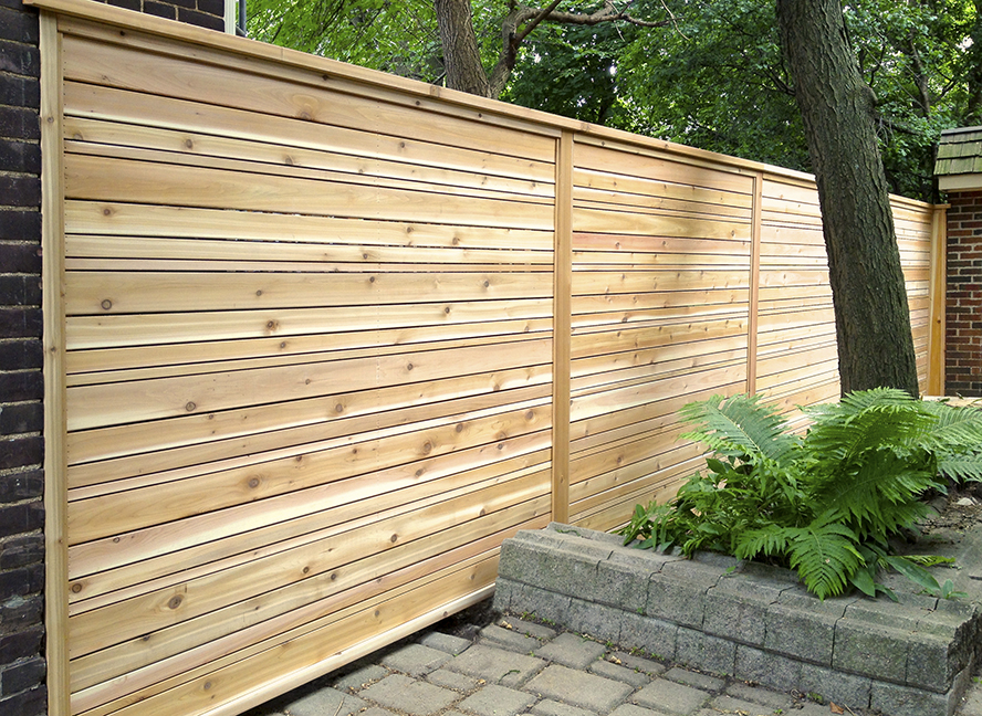 Large privacy screen