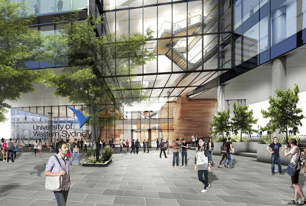 WSU - One Parramatta Square - Western Sydney University