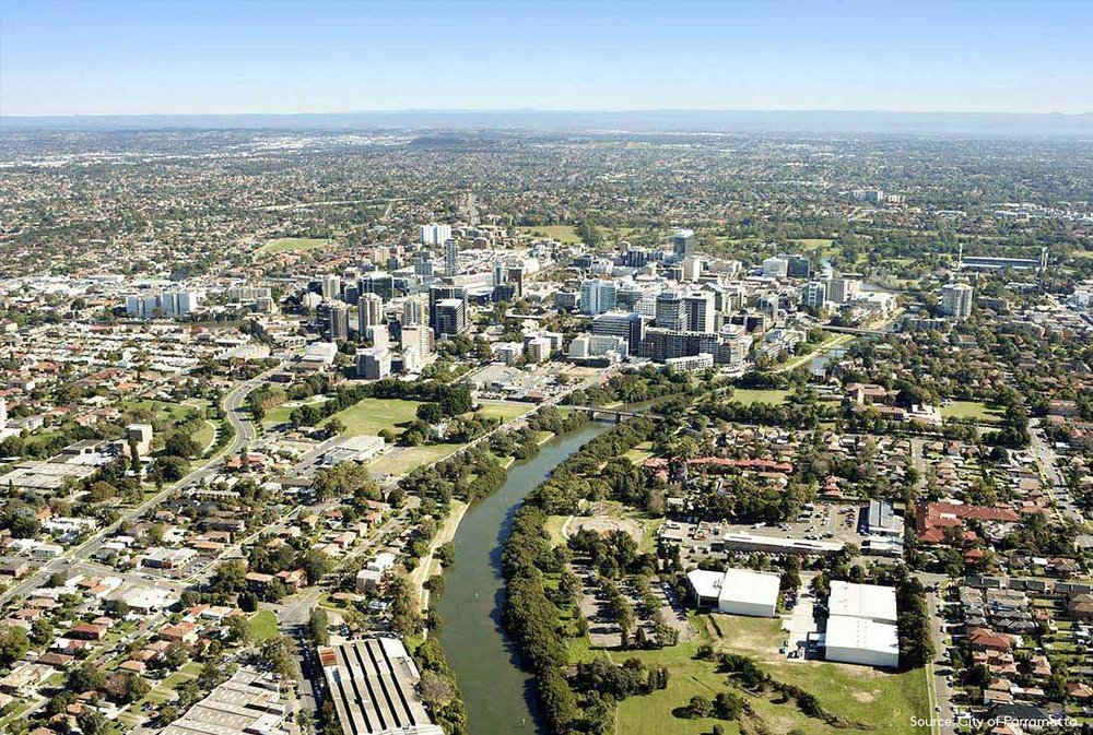City Of Parramatta - Smart City Masterplan - Parramatta City Council