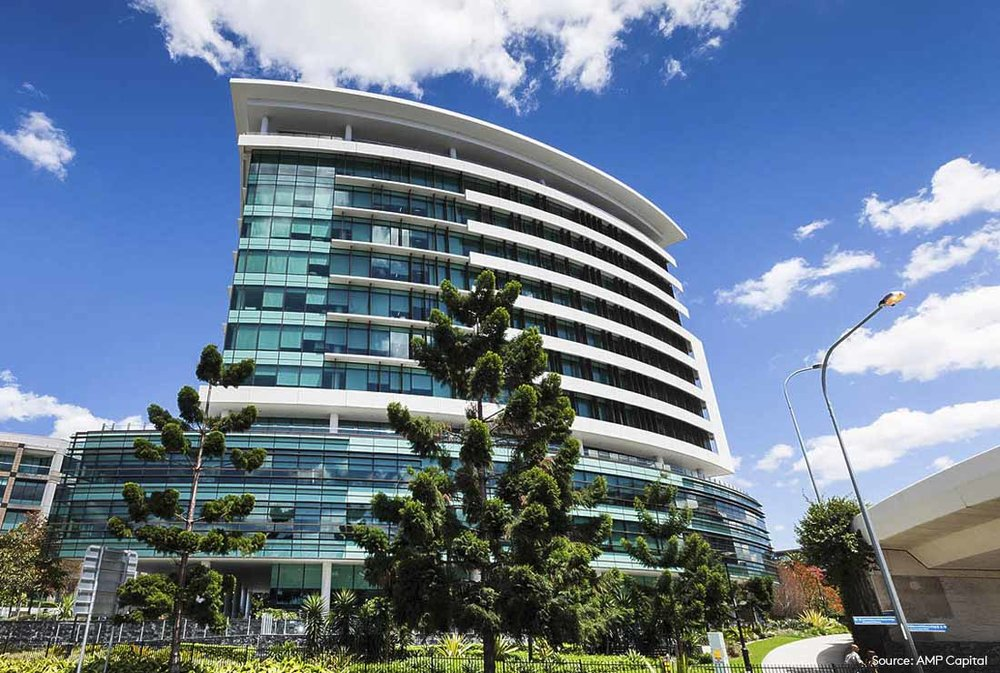 Coronation Drive Office Park - AMP Capital
