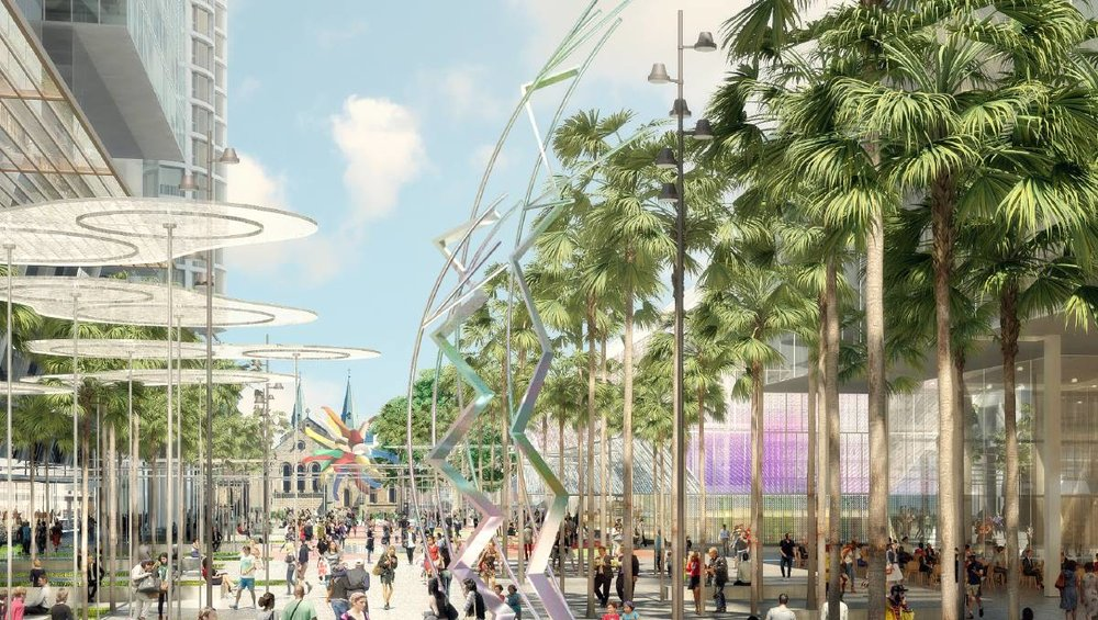 Parramatta Square - Parramatta City Council