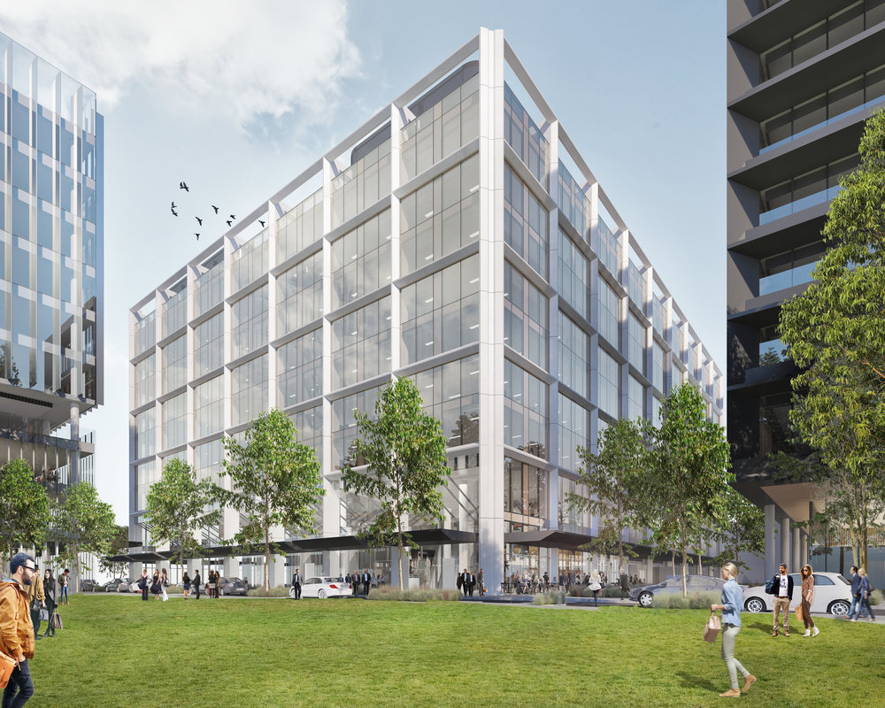 Macquarie Park Building C - John Holland