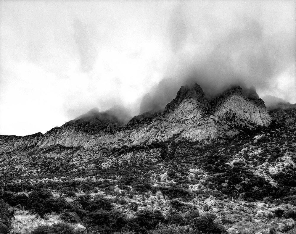 """Organ Mountains-Desert Peaks National Monument."" Las Cruces, New Mexico. © Scott Cartwright 2016."