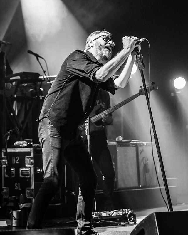 Shot @thenational for @ccopymag when they were here in Seattle not long ago. They are definitely one of my favorite bands. Go check out the review and other photos from the show... link is in my bio! 🙌🏼😎. . . . . . . #thenational #sleepwellbeasttour #seattle #paramount #live #music #musicphotography #editorial #feature #capture #culture #youth #carboncopy #magazine #fashion