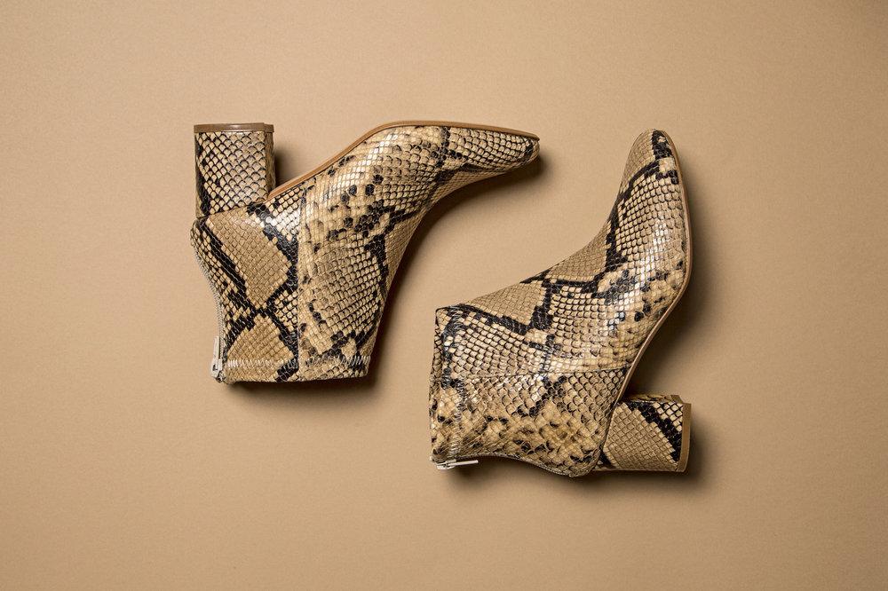 Aloha snake shoe from Jennie-Ellen