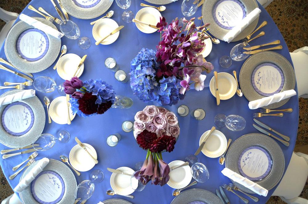 Lavenders & Blues